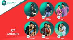Zee Cinemalu ( 3rd January )
