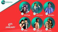 Zee Cinemalu ( 6th January )