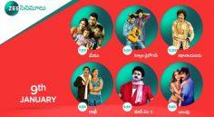 Zee Cinemalu ( 9th January )