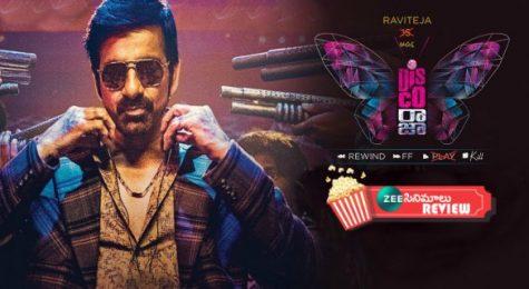 'Disco Raja' Movie Review