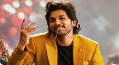 Allu Arjun dance performance is the main highlight in Today's 'Music Consert'?
