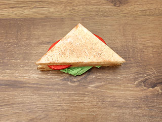 FAUX FOOD: SANDWICH
