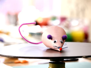 BIRTHDAY CAP MOUSE