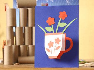 Paper Mug Greeting