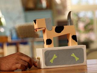 AUTOMATON DOG