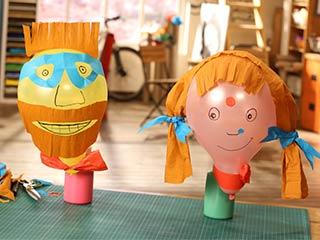 Balloon Characters