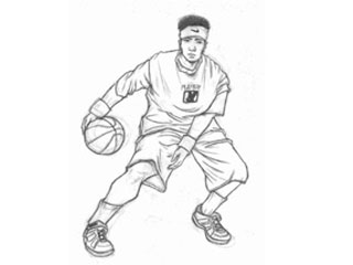 Tushar Sharma - Basketball Player