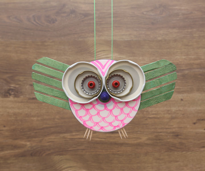 Search results for cut out owl calendar 2015 for Images of best out of waste material