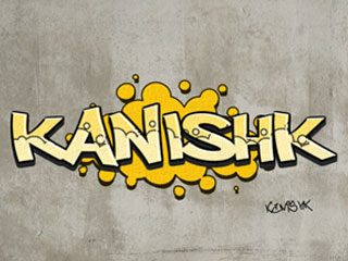 Kanishk Parihar - Grafitti