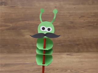 Paper Caterpillar