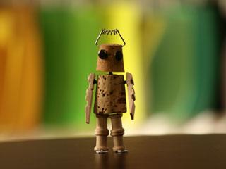 CORK ROBOT