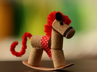 CORK HORSE
