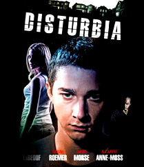 Image Gallery disturbia cast