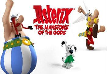Asterix & Obelix: Mansions of the Gods