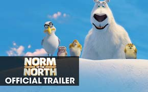 Rob Schneider wows as a polar bear in Norm of the North!
