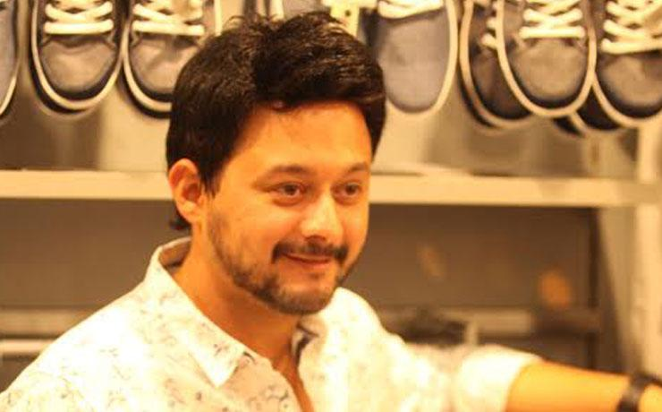 Swapnil Joshi Launches His  S.J.Collection