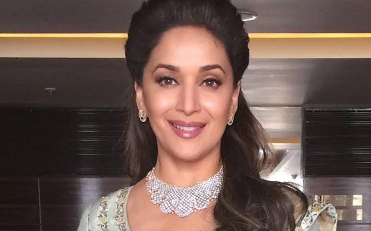 Is Madhuri Dixit Really Serious About Doing Marathi Films?