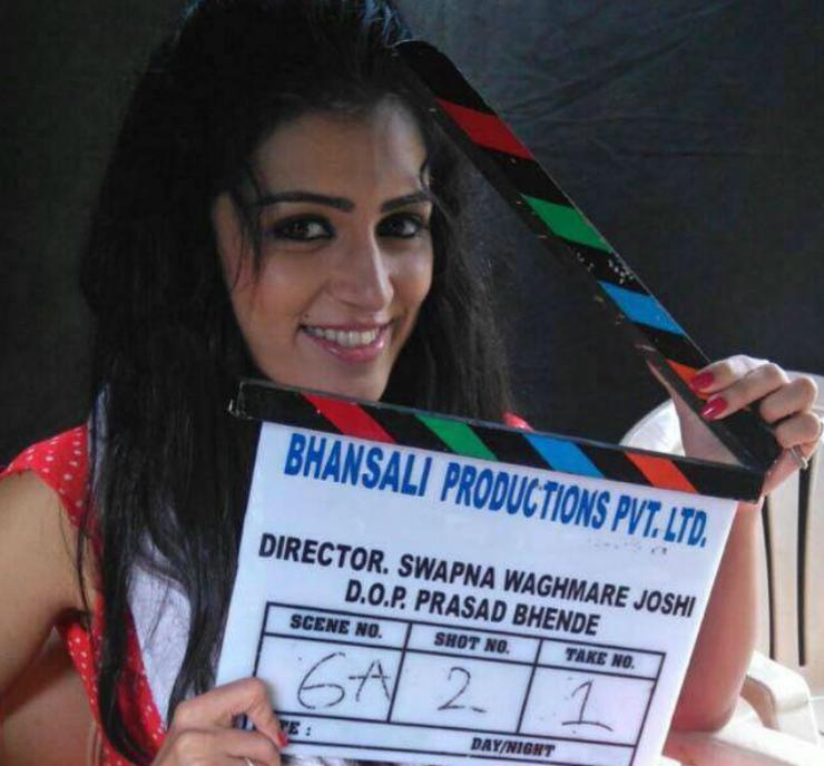 Newcomer Sneha Chavan Is Excited About Her Debut In Marathi Film Industry