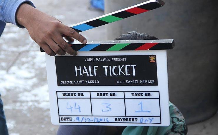Samit Kakkad Returns With Half Ticket