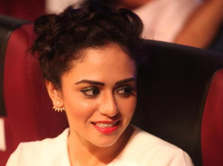 Events during past few months, were really memorable - Amruta Khanvilkar