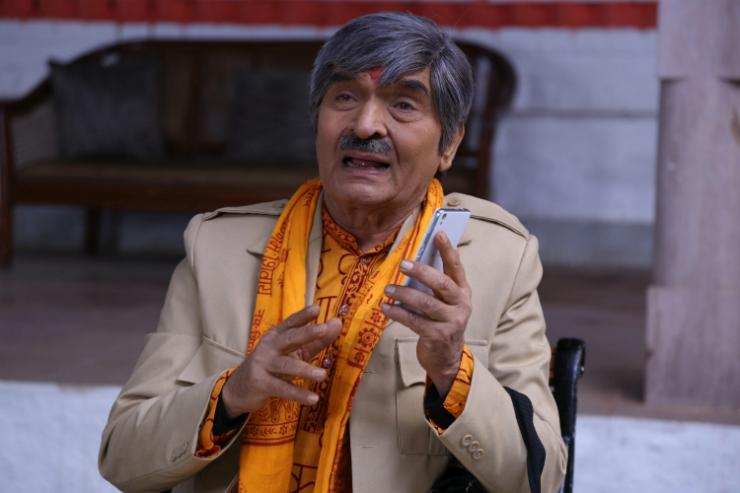 Comedian Asrani To Play A Prominent Role In 'Family 420'