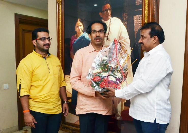 History-Based Film Krishnaji Ek Yodha Launched With Mahurat