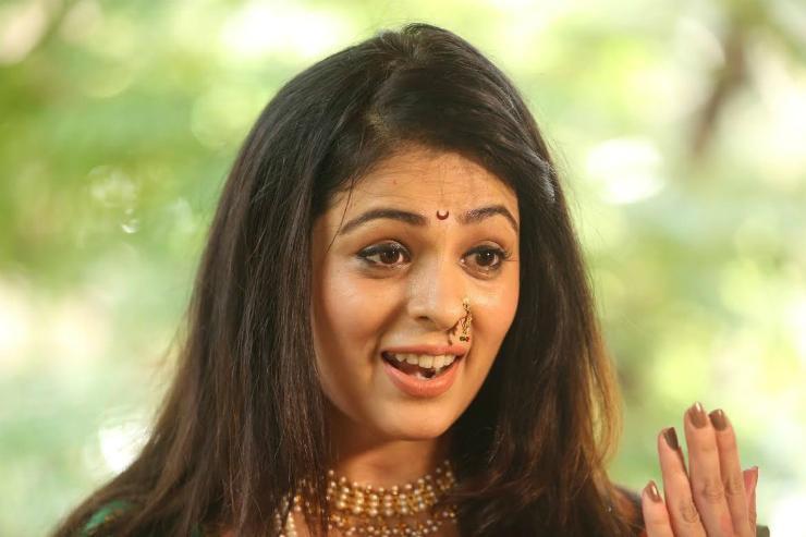 Working In 'Laal Ishq' Was A Beautiful Journey - Anjana Sukhani