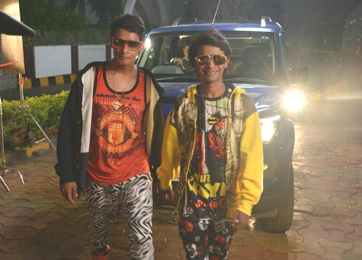 Dagadu 1 and Dagadu 2 to appear in 'Bandh Reshmache'