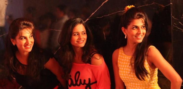 Smita, Madhavi & Deepti – Real Soul Mates