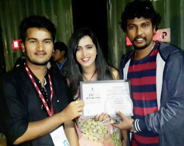 'Halaal' wins two awards at Pune Int. Film Festival