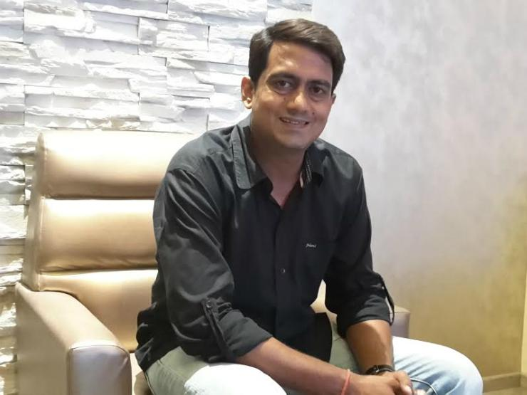 There is a big challenge in doing action-filled love story - Chandrakant Kanse