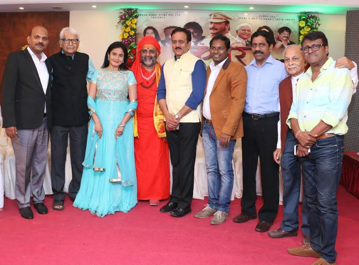 Grand Launch of New Marathi Film 'Karar'