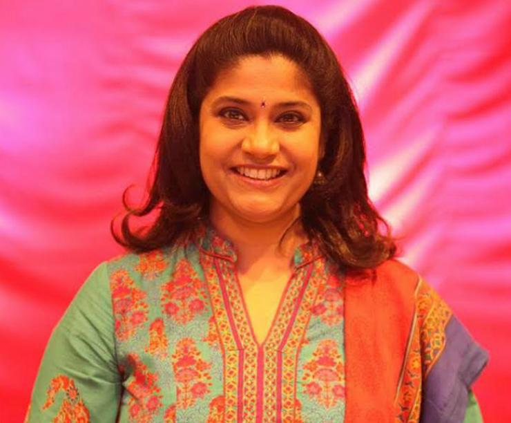 Besides Film and TV assignments , I also find time for my children - Renuka Shahane