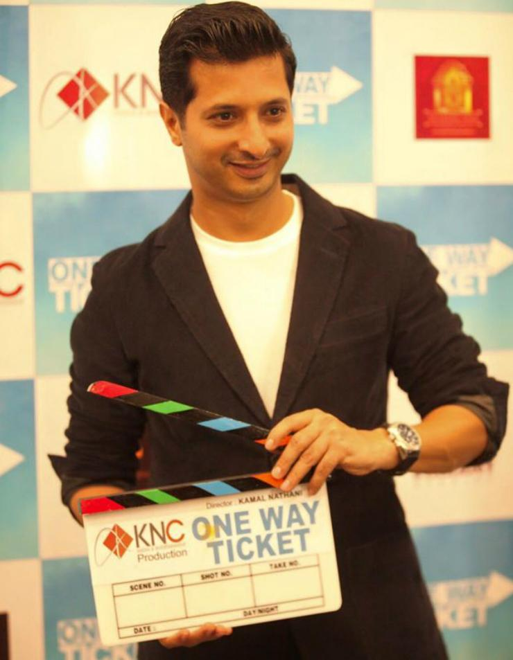 Sachit Patil Has Big Hopes From His Film One Way Ticket
