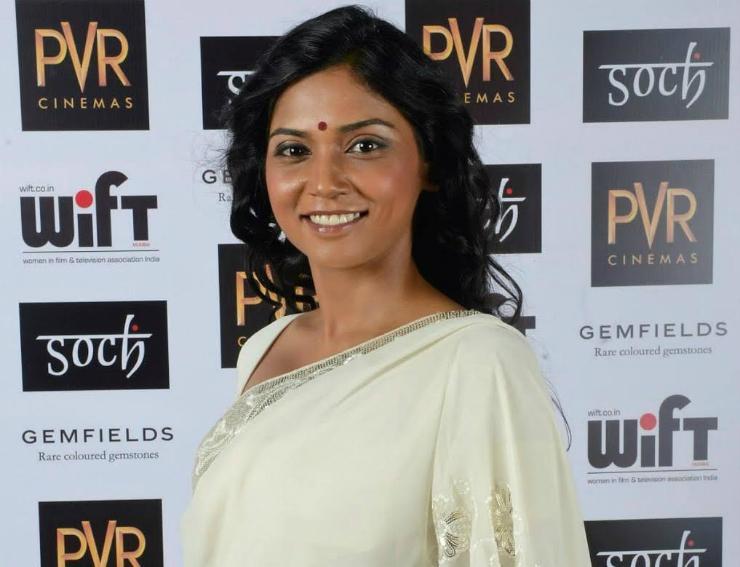 Usha Jadhav To Play Wife Of Veerappan In Ram Gopal Varma's Next