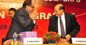 Dr. Subhash Chandra on Media's Credibility and Paid News