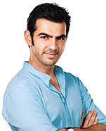 Karan Grover as Raaj Jakhotia