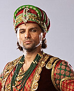 Chetan Hansraj as Adham Khan