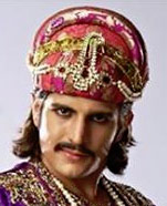 Rajat Tokas as Akbar