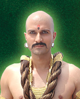 Siddharth Vasudev as Bhaanuman