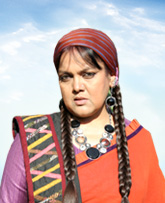 Sushmita Mukherjee as Devki