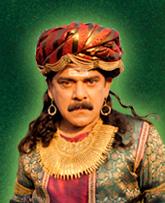 Pankaj Dheer as Kirit Chalukya