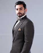 Siddhant Karnik as Rana Indravadhan Singh Rao
