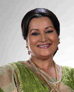 Himani Shivpuri as Sunaina Chaturvedi
