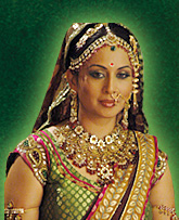 Roma Bali as Vijaylaxmi