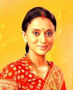 Kritika Desai as Bharati