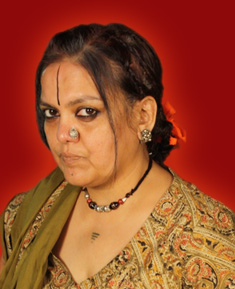 Sushmita Mukherjee as Gangiya