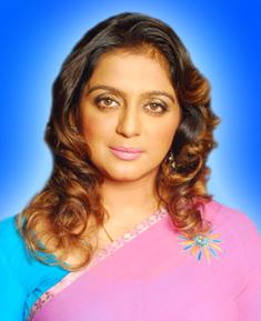 Tanushree Kaushal as Menka