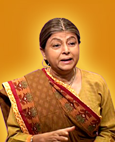 Rita Bhaduri as Ahilya Devi (Nani)
