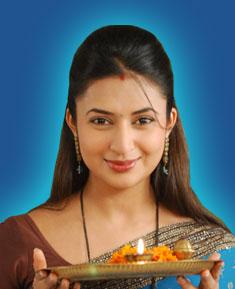 Divyanka Tripathi as Divya/Vidya